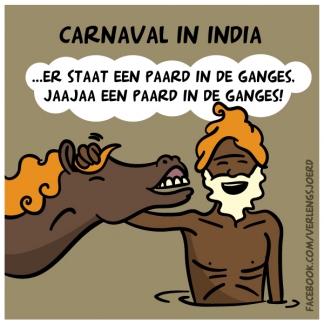 Carnaval in India