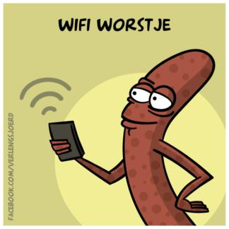 Wifi worstje
