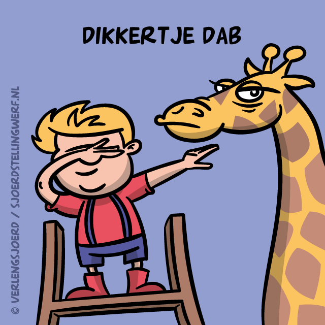 Dikkertje Dab