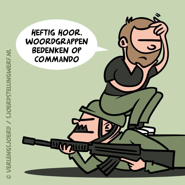 Op commando