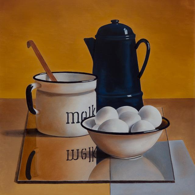Melk en Eieren
