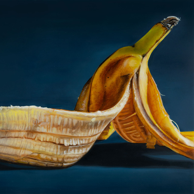 Bananenschilderij